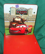 Children's Disney CHAIR Pixar CHAIR The world of cars chair COLLECTION OSWESTRY