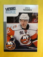 2009-10 Upper Deck Series 2 Victory Rookie #318 John Tavares NY Islanders RC