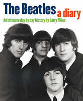 """The """"Beatles"""": A Diary, Miles, Barry, Good, Paperback"""