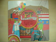 P.T. GREATEST SHOWMAN ON EARTH LP 1981 SEALED
