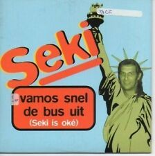 (AE292) Seki, Vamos Snel de Bus Uit - 2000 CD