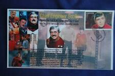 Canada Star Trek Engineer Scotty Wa $1.80 Stamp Fdc Bullfrog Cachet 08992 Sc#