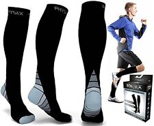 Socks for Men & Women Nurses Shin Splints, Flight Travel, & Maternity Pregnancy.