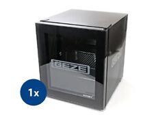 Husky Minikühlschrank 45,8 L 49 W Schwarz CKK50