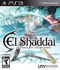 El Shaddai: Ascension of the Metatron - Playstation 3 Game