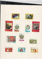 afghanistan stamps page ref 16928