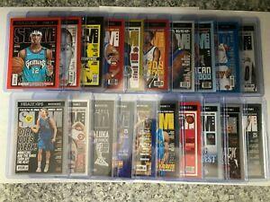 2020-21 NBA Hoops SLAM Complete Set ALL 20 CARDS!