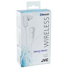 Jvc Écouteurs Wireless In-ear Ha-f250bt-w - 24 mois de Garantie