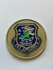Irish Air Corps Challenge Coin. Irish Defence Forces, 101 Squadron Coin