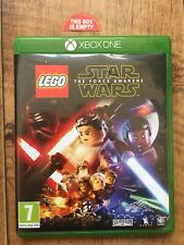 Lego Star Wars Force Awakens EMPTY CASE Xbox One Replacement case Box No Game