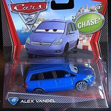 DISNEY PIXAR CARS MODELLINI: ALEX VANDEL CHASE