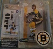 Bobby Orr Mcfarlane Sports picks Figure Nhl Hockey Legends Bruins Black Jersey