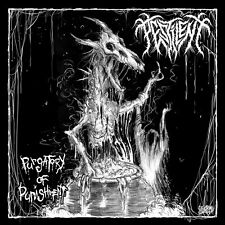 PESTILENT (Holland/US) ‎– Purgatory of Punishment (Slam) CD 2016 digipak