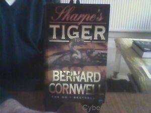 Sharpe's Tiger-Bernard Cornwell Paperback English Harper Collins 1998
