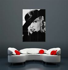 Mae West 1930S Giant Poster Art Print