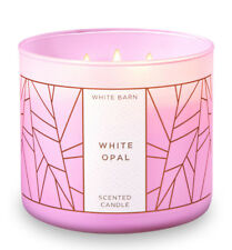 White Barn White Opal Three Wick 14.5 Ounces Scented Candle