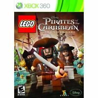 LEGO Pirates of the Caribbean: The Video Game [Xbox 360]