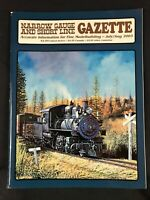 Narrow Gauge and Short Line Gazette July/Aug 2003