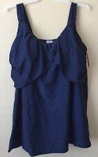 JACLYN SMITH PLUS SIZE WOMENS 24W Swimsuit Bathing Suit Full Body Dress/skirt