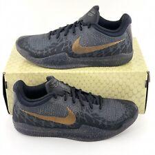 Nike Kobe Bryant Mamba Rage Gold Stars Men's Basketball Shoes Black 908972 099