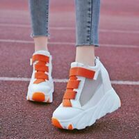 Women Cool Sneakers Casual Shoes Air Style Tennis Athletic Running Jogging Heels