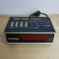 Vtg X-10 POWERHOUSE MT522 Mini Timer Alarm Clock Programmable Controller WORKING