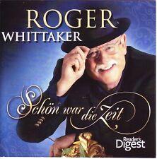ROGER WHITTAKER  -  Schön war die Zeit  -  Reader's Digest   4 CD Box