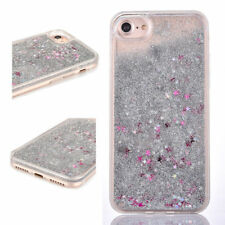 Glitter Liquid Moving Star Bling Cover Back Case iPhone for 5 SE 6 6S 7 7 8 PLUS