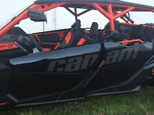 2018 Can-Am Maverick X3 MAX Lower Door Half doors, Aluminum panels 715003751AL