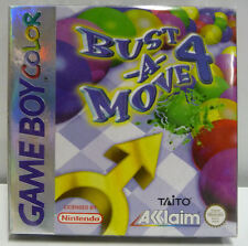 BUST A MOVE 4 - NINTENDO GAME BOY COLOR GBC BOXED