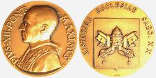 Medaglia Pio XII° Pontifex Maximus XX° Secolo Opus M.A. Lorioli §M311