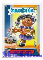 2012 Topps Garbage Pail Kids Brand New Series 1 #24b Hallow Wendy Card