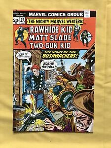 Western Gunfighters (1970 Marvel) #30 FN Fine