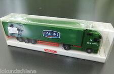 MB Actros LKW Danone Schober Transport Wiking   HO 1:87 #3826