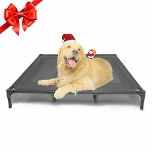 SUDDUS Elevated Dog beds Waterproof Outdoor Portable Raised Dog Bed Dog Bed O...