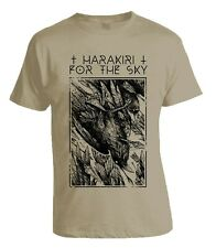 Harakiri for the Sky - Rain of Arrows Cream Shirt (Ellende, Alcest, Karg)