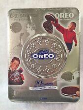 OREO SANDWICH Tin 20th Century Commemorative Limited Edition 1999