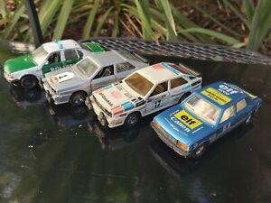 Matchbox Lesney Corgi 1970s Porsche lot Superkings cars Vintage Diecast