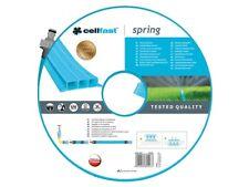 Manguera de aspersión plana de 3 canales rocío fino Azul Cellfast Spring