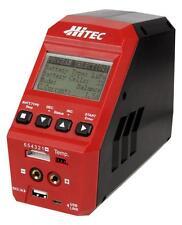 Ladegerät - 12 und 220 Volt - Multiplex Hitec Multicharger X1 RED - Lipo, Ni, PB