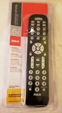 OEM RCA RCR6473R 6 Device Universal Remote with DBS Support NA CAW 01
