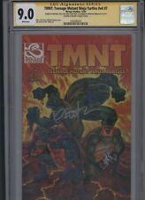 TMNT: Teenage Mutant Ninja Turtles #v4 #7 CGC 9.0 SS Eastman 2002 MIRAGE STUDIOS