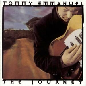 Tommy Emmanuel - Journey - Tommy Emmanuel CD JFVG The Cheap Fast Free Post The