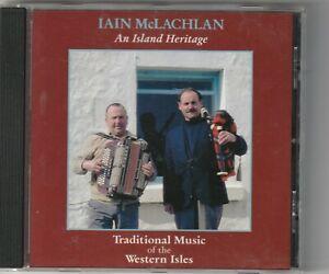 Iain McLachlan - An Island Heritage: Traditional Music of Western Isles (1997)