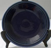 "Vintage HLC FIESTA Ceramic Dinnerware Cobalt Blue 7 1/4"" Salad Plate"