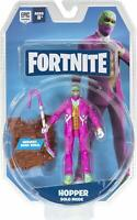 Fortnite Solo Mode Core Action Figure Pack, Hopper NEW TOY 2020 FREE SHIPPING
