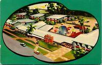 Postcard La Jollan Hotel in La Jolla, San Diego, California~134972