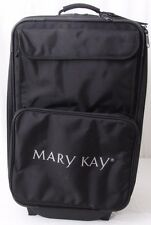 Mary Kay Consultant Rolling Makeup Cosmetic Organizer Suitcase Luggage Bag