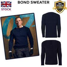 No Time To Die James Bond Daniel Craig Jumper / Sweater/Sweat Shirt Movie Jacket