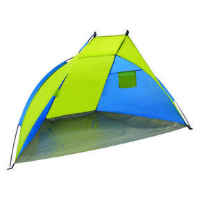 Pop Up Beach Sun Shade Shelter /  Camping Tent Sun Protection Garden Or Patio UK